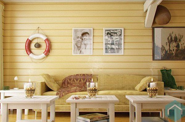 houten wanden  u0026 plafonds behandelen