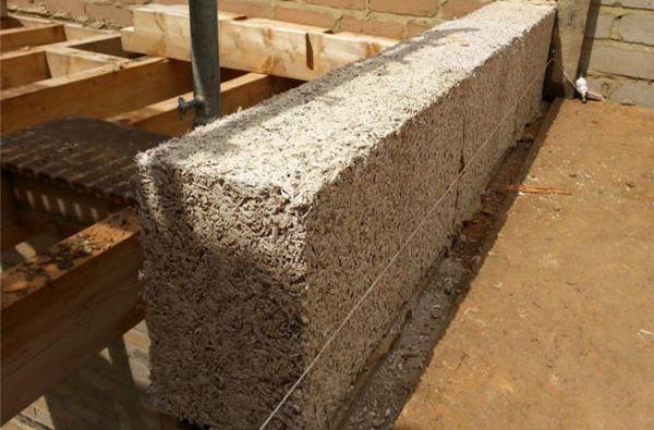 Isohemp producten ecomat - Veranda met stenen muur ...
