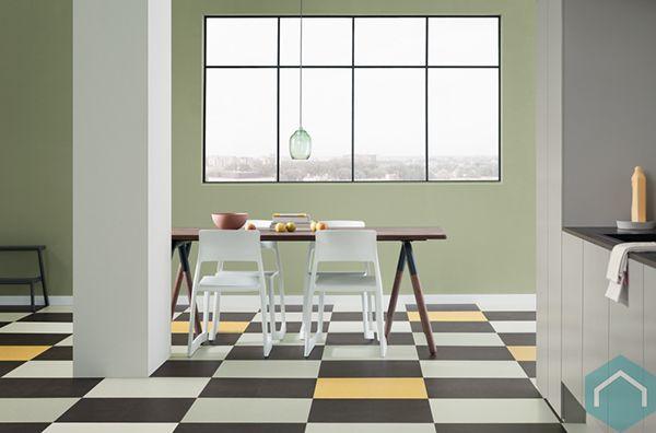 Marmoleum vloeren linoleum furniture producten ecomat