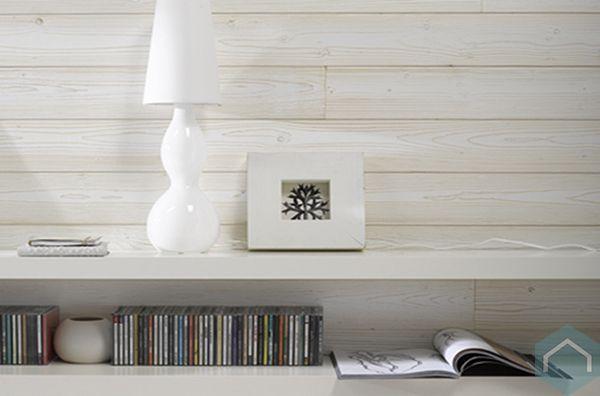 Houten wanden plafonds producten ecomat - Verf een houten plafond ...