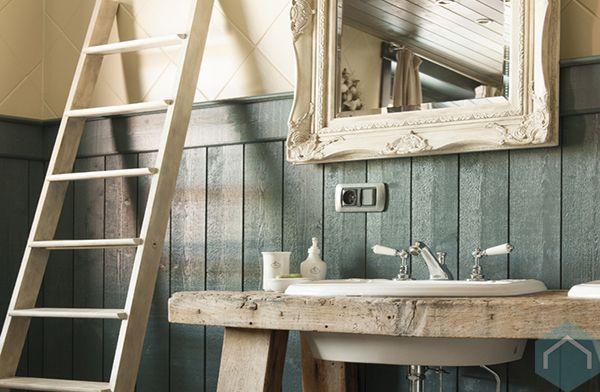 Ikea Utrecht Badkamer ~ houten wanden & plafonds  Hout  Producten