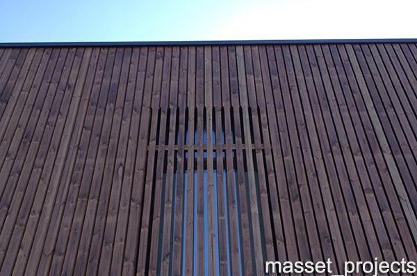 Fonkelnieuw houten gevelbekleding - Producten | Ecomat YC-58