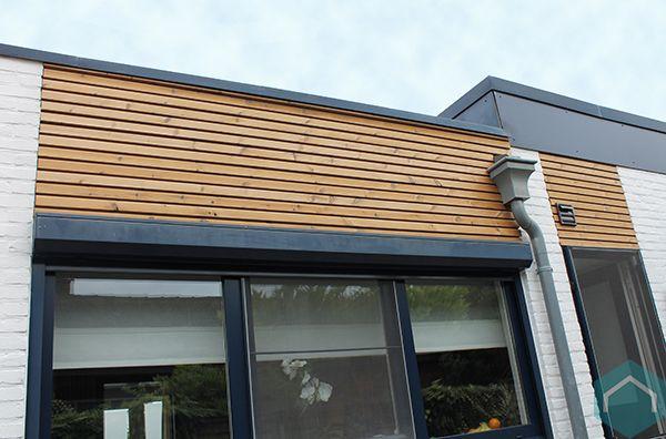 Spiksplinternieuw houten gevelbekleding - Producten | Ecomat OP-36