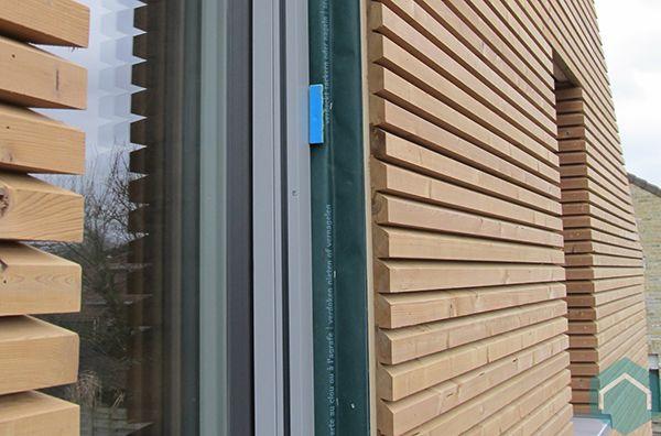 Verwonderlijk houten gevelbekleding - Producten | Ecomat IQ-62