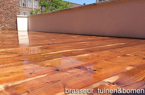 Decoratie houten terras maison design risofu