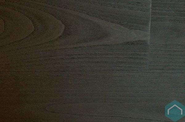 Houten vloer dekkend wit met woca floorpaint hoogeveen