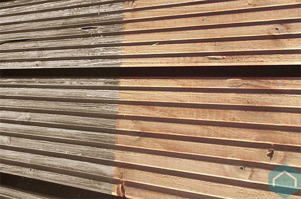 Ultranature oli n voor tuinhout producten ecomat for Decoratie voor terras